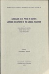 Henry Wells Lawrence Memorial Lectures, Number 3