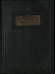 Koiné 1923 by Connecticut College