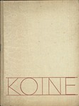 Koiné 1934 by Connecticut College