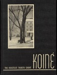 Koiné 1938 by Connecticut College