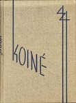 Koiné 1944 by Connecticut College