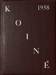 Koiné 1958 by Connecticut College