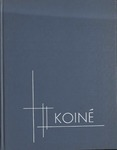 Koiné 1959 by Connecticut College
