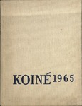 Koiné 1965 by Connecticut College