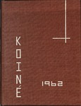 Koiné 1962 by Connecticut College