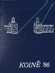 Koiné 1986 by Connecticut College