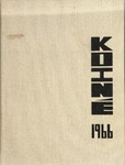 Koiné 1966 by Connecticut College