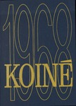Koiné 1968 by Connecticut College