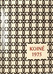 Koiné 1975 by Connecticut College