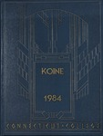 Koiné 1984 by Connecticut College